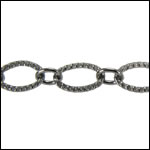 CH-21<br>Etched Oval Link