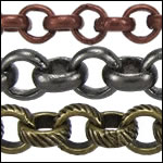 Rolo Chain<br>All Styles
