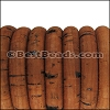 Mini Regaliz® CORK SADDLE BROWN - per 1 meter