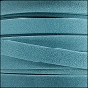 10mm flat ARIZONA leather TURQUOISE - per 2 meters
