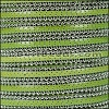 10mm flat BALL CHAIN leather LIGHT GREEN - per 1 meter