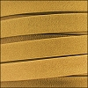 10mm flat ARIZONA leather OLD GOLD - per 2 meters