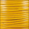 5mm flat ITALIAN DOLCE leather BUTTERCUP - per 5 meters