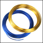Flat and Round Aluminum Wire
