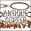 All Antique Copper Finish Chains