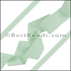 Lycra Ribbon MINT - per 10m SPOOL