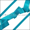 Lycra Ribbon BRILLIANT TURQUOISE - per 10m SPOOL