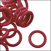 12mm rubber o-rings per 10 pieces MERLOT
