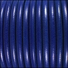 5mm Round Premier Leather ELECTRIC BLUE - per 10 feet