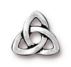 Rivetable Celtic Knot ANT SILVER