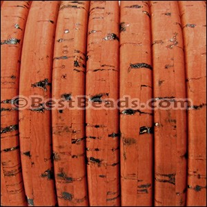 Regaliz® CORK ORANGE - per 2 meters