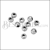 2B-11 Small Faceted bead