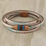 Copper Multicolor Wrap