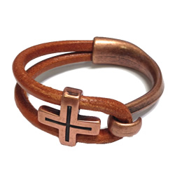 Greek Cross Cuff