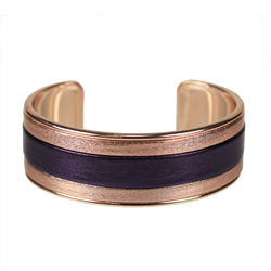 Purple and Pink Cuff
