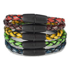Colorful Braided Bracelets