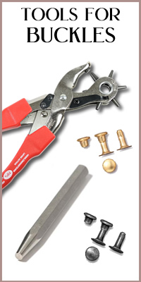 Tools for Buckles