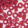 ceramic bead 1000 pcs RED