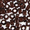 ceramic bead 1000 pcs BROWN