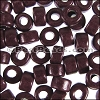 ceramic bead 1000 pcs BURGUNDY