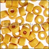 ceramic bead 1000 pcs YELLOW