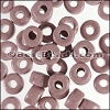 ceramic bead 1000 pcs MOCHA