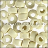 ceramic bead 1000 pcs CREAM