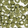 ceramic bead 1000 pcs LT OLIVE