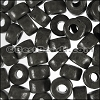 ceramic bead 1000 pcs GRAPHITE