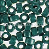 ceramic bead 1000 pcs TEAL