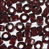 ceramic bead 1000 pcs BORDEAUX
