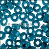 ceramic bead 1000 pcs MEDIUM BLUE