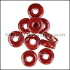 Ceramic Washer RED per 10 pieces