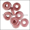 Ceramic Washer LIGHT PINK per 10 pieces