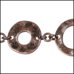 Donut chain ANT COPPER - per 10ft spool