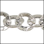 CH-103<br>Hammered Washer Chain
