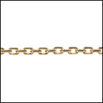 Tiny Rectangle chain GOLD