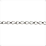 CH-167<br>Small Elegant Curb chain