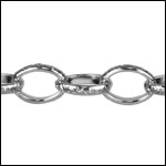 celtic chain RHODIUM