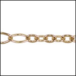 5:3 Oval chain GOLD