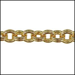 Double Link chain GOLD