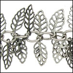 CH-32<br>Birch Leaf Dangles Chain