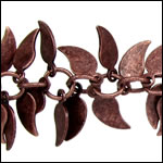 CH-37<br>Solid Leaf Dangles Chain