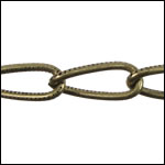 CH-62<br>Elongated Curb Chain