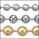 Ball Chain<br>& Connectors