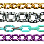 Color Aluminum Chain