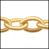 Polyester Chain BUTTERCUP - per 3 ft strand