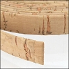 10mm flat CORK NATURAL - per 2 meters
