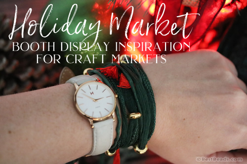 Holiday Craft Markets: Inspiration for Booth Set Ups!