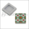 10mm Flat RED/GREEN TILE Slider 4 - 10 pcs